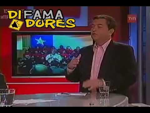 DIFAMADORES - Coloma Censurado en TVN por Criticar a Frei