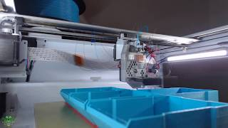 450 time-lapse 3D prints in 10 minutes