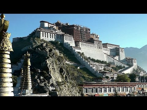 Potala Palace Lhasa Tibet China in HD