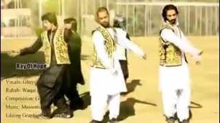 Pashto attan song 2014 Da umeed ranra (ray of hope) by Ghayoor khan wazir