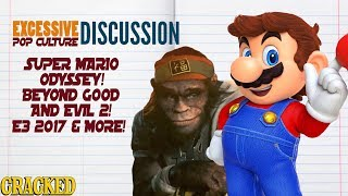 Super Mario Odyssey! Beyond Good and Evil 2! E3 2017 Review & More! - This Week In EPCD