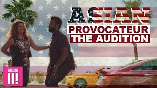 Asian Provocateur: The Audition | DELETED SCENE - BBC Three