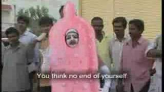 Indian condom ad