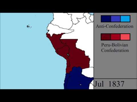 The War of the Confederation: Every Month
