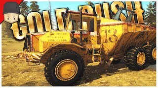 TIER 3 WASH PLANT PINE VALLEY! - Gold Rush: The Game - Ep.12