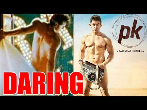 Ranbir Kapoor wants to pose NAKED like Aamir Khan | Ranbir Kapoor