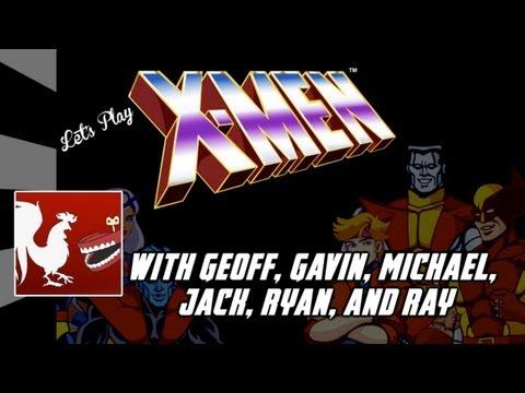 Let's Play - X-Men Arcade | Rooster Teeth