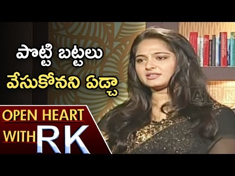 Xxx Mp4 Actress Anushka On Her Outfits In Movies Open Heart With RK ABN Telugu 3gp Sex