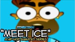 Meet Ice. A Hip-Hop Animated Series! [Cartoon Network Pitch Bible]
