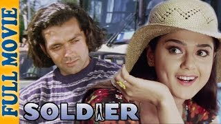Soldier {HD} - Bobby Deol - Preity Zinta - Raakhee - Suresh Oberoi - Romantic Comedy Movie