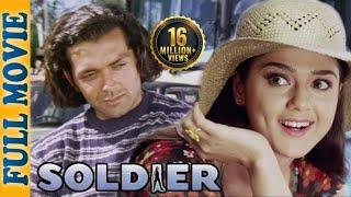 Soldier {HD} - Bobby Deol - Preity Zinta - Raakhee - Suresh Oberoi - Romantic Comedy Movie