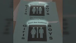 Teacher's bathroom pass upsets students, APS officials call it 'inappropriate'