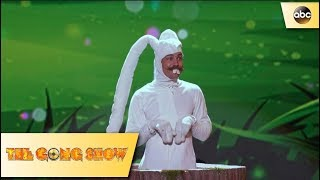 Sethward The Bunny - The Gong Show