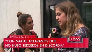 ¿Cinthia Fernández con nuevo novio?