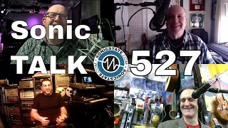 Sonic TALK 527 - My Mums Watching This Week