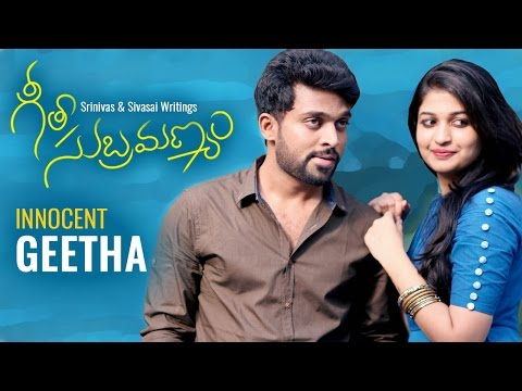 GeetaSubramanyam | E9 | Telugu Web Series -