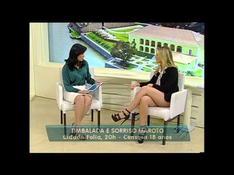 JL 2ª edição 06 04 2013 Entrevista de Fernanda do BBB13 e encerramento