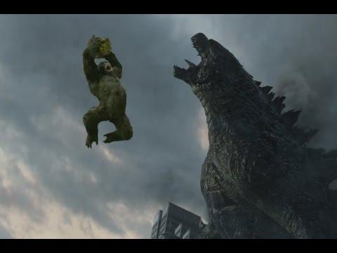 Godzilla vs King Kong | EPIC VERSUS