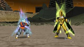 Dbz shin budokai 2 mods Vegetto FNF vs Golden Cell