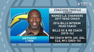 Gottlieb: Anthony Lynn talks Chargers