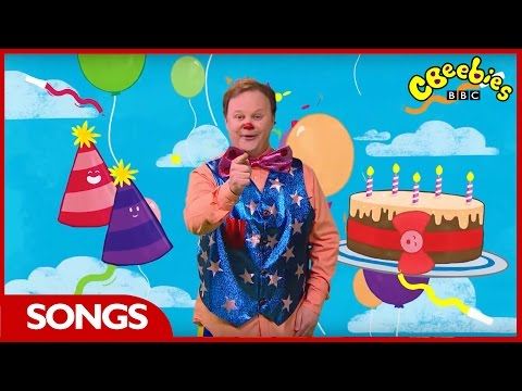 CBeebies Mr Tumble Sings Happy Birthday Something Special