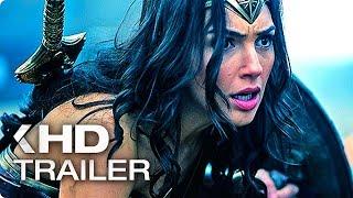 WONDER WOMAN Trailer 2 Teaser & TV Spot (2017)