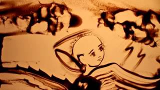 MAM TALENT. Tetiana Galitsyna. Animacja Piaskowa.