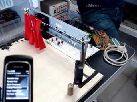 Automação Residencial com Bluetooth no PIC 16F877A Engenharia Elétrica Univasf