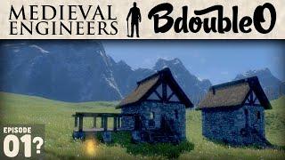 Medieval Engineers Gameplay :: Castle Destruction Part 1 ?