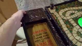 Jumanji trailer 2015 réplica tablero de juego
