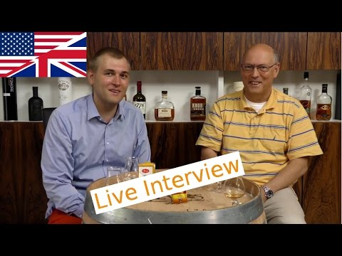 Live-Interview, 5th December. Talk to Horst and Ben Luening!