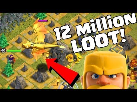 TAKING ON the DRAGON S LAIR New Goblin Maps 21 25 Clash of Clans