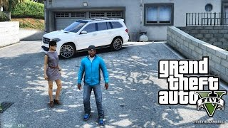 GTA 5 MODS - LET'S GO TO WORK - PART 61 (GTA 5 PC MODS) STATIONWAGON LLL