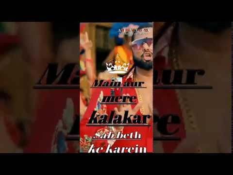 MAKHNA:  Yo Yo Honey Singh Whatsapp video | Neha Kakkar |Full screen whatsapp status
