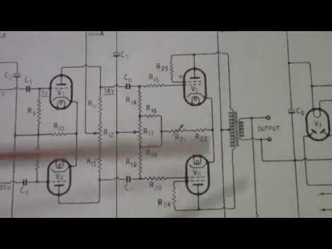 HiFi Tube Amps Part 1a