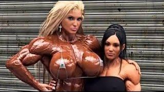 Divertido - Mulheres loucas que levaram o fisiculturismo ao extremo |   Mais extrema crazy bodybuild