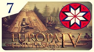 Europa Universalis IV - Mikmaq Empire #7