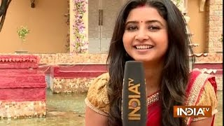 Saas Bahu Aur Suspense: Casts Re-Create 'Sholay' Scene from 'Krishnadasi'