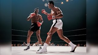 Muhammad Ali's Footwork & Jab - TECHNIQUE BREAKDOWN