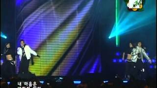 BIGBANG - Forever With You & Goodbye Baby (MTV Live Wow)