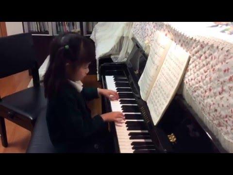 Vivian Shu (6 years) plays 练习曲