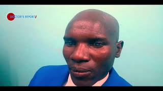The Healing Of Charles Ochieng (Creation Of Two New Cornea)