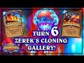Download Video Download Turn 6 Zerek's Cloning Gallery ~ Hearthstone The Boomsday Project 3GP MP4 FLV