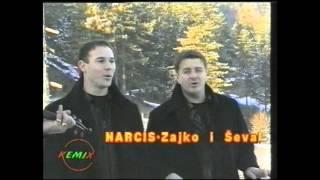 Narcis(Zajko i Seval Pravi lola)Studio Kemix( Officiall video) 2005