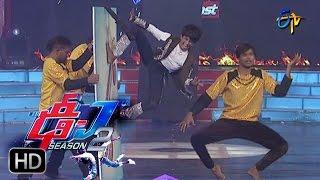 Dhee Juniors2 - Sadhwin Final Performance - 11th May 2016 - ఢీ జూనియర్స్2