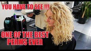 ONE OF THE BEST PERM VIDEOS EVER DAUERWELLE BY JOERG MENGEL FRISEURE