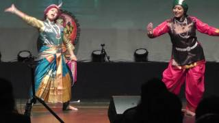 Tasher Desh At Harrow Arts Centre 2016