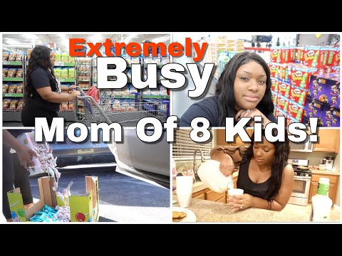 Xxx Mp4 EXTREMELY BUSY DAY IN THE LIFE OF A MOM OF 8 3gp Sex