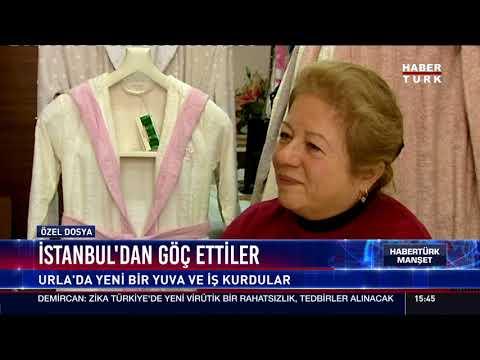 İstanbul'dan göç ettiler
