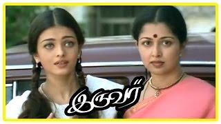 Iruvar Tamil Movie - Mohanlal back from hospital